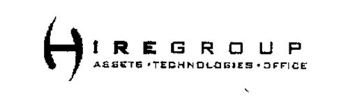 HIREGROUP ASSETS TECHNOLOGIES OFFICE