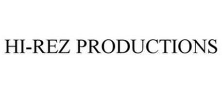 HI-REZ PRODUCTIONS