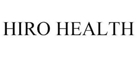HIRO HEALTH