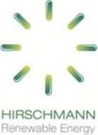HIRSCHMANN RENEWABLE ENERGY