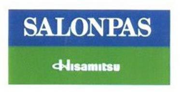 SALONPAS HISAMITSU