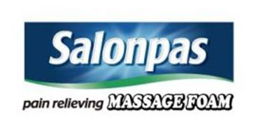 SALONPAS PAIN RELIEVING MASSAGE FOAM