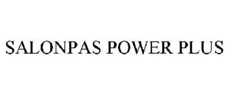 SALONPAS POWER PLUS