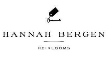 HANNAH BERGEN HEIRLOOMS