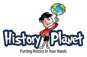 HISTORY PLANET PUTTING HISTORY IN YOUR HANDS