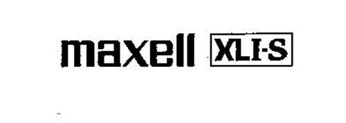 MAXELL XLI-S