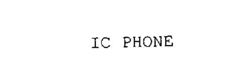 IC PHONE