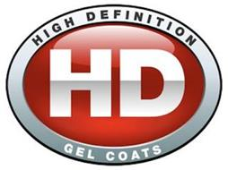 HD HIGH DEFINITION GEL COATS