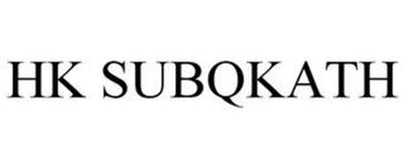 HK SUBQKATH