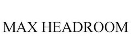 MAX HEAD ROOM