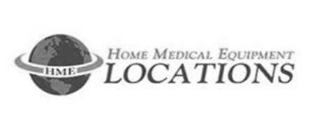 HME HOME MEDICAL EQUIPMENT LOCATIONS