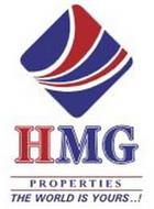HMG PROPERTIES THE WORLD IS YOURS..!