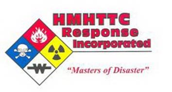 """HMHTTC RESPONSE INCORPORATED """"MASTER OF DISASTER"""""""