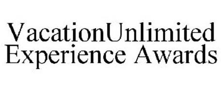 VACATIONUNLIMITED EXPERIENCE AWARDS