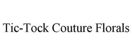 TIC-TOCK COUTURE FLORALS