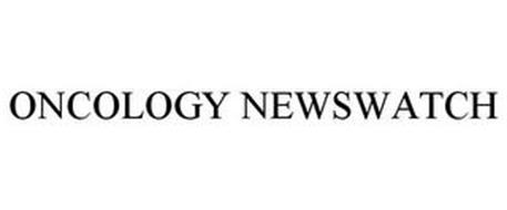 ONCOLOGY NEWSWATCH