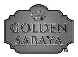 GOLDEN SABAYA