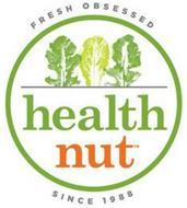 HEALTH NUT FRESH OBSESSED SINCE 1988