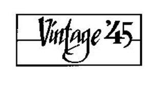 VINTAGE '45