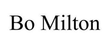 BO MILTON