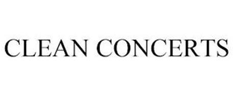 CLEAN CONCERTS