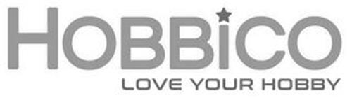 HOBBICO LOVE YOUR HOBBY