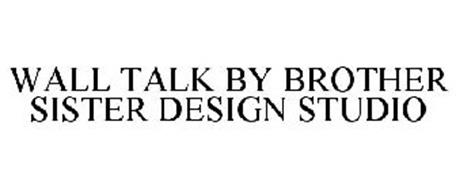 WALL TALK BY BROTHER SISTER DESIGN STUDIO