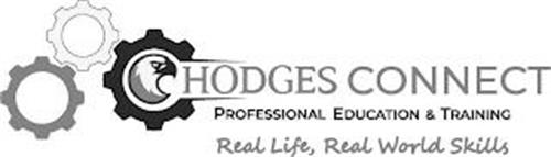 HODGES CONNECT PROFESSIONAL EDUCATION & TRAINING REAL LIFE, REAL WORLD SKILLS