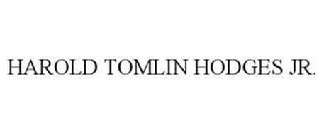 HAROLD TOMLIN HODGES JR.