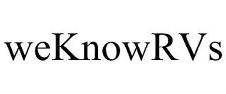 WEKNOWRVS