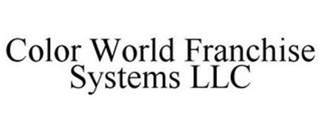 COLOR WORLD FRANCHISE SYSTEMS LLC