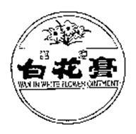 Wan in white flower ointment trademark of hoe hin pah fah yeow wan in white flower ointment mightylinksfo