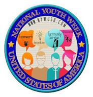 NATIONAL YOUTH WEEK UNITED STATES OF AMERICA WWW.NYWUSA.COM TEAMWORK INNOVATION COMMUNITY SERVICE ACHIEVEMENT 01