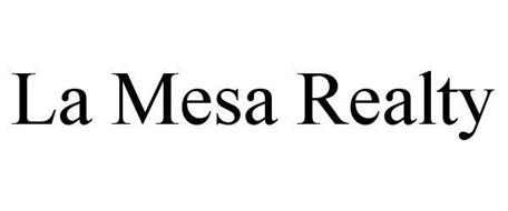 LA MESA REALTY