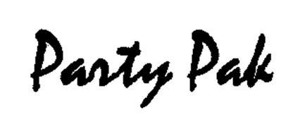 PARTY PAK