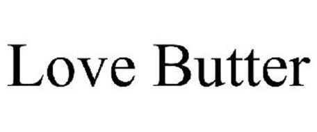 LOVE BUTTER