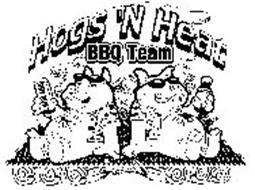 HOGS 'N HEAT BBQ TEAM DRY RUB SAUCE