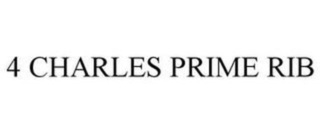 4 CHARLES PRIME RIB