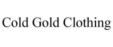 COLD GOLD CLOTHING