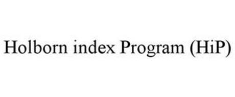 HOLBORN INDEX PROGRAM (HIP)