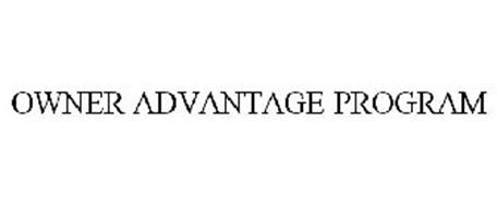 OWNER ADVANTAGE PROGRAM