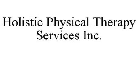 HOLISTIC PHYSICAL THERAPY SERVICES INC.