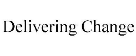 DELIVERING CHANGE
