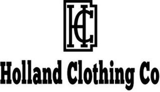 H C HOLLAND CLOTHING CO