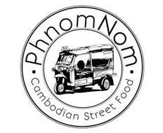 · PHNOMNOM · CAMBODIAN STREET FOOD