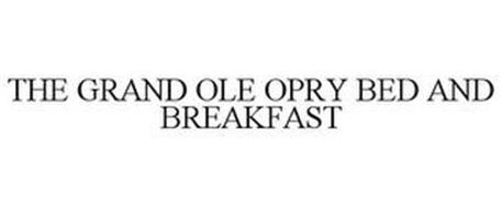 THE GRAND OLE OPRY BED AND BREAKFAST