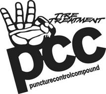 PCC TIRE TREATMENT PUNCTURECONTROLCOMPOUND
