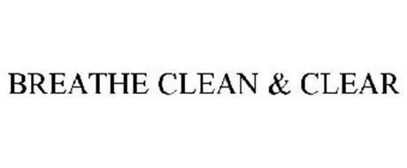 BREATHE CLEAN & CLEAR