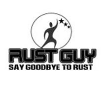RUST GUY SAY GOODBYE TO RUST