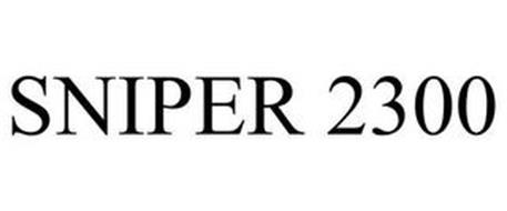 SNIPER EFI 2300